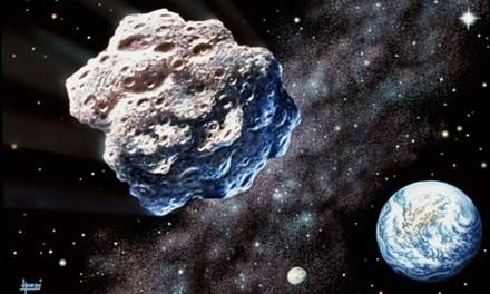 Thiên thạch khổng lồ đường kính 1,4km sắp áp sát Trái đất - 1
