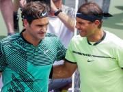 Thể thao - Federer, Nadal thống trị tennis: Bóng tối sau ánh sáng