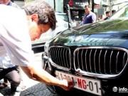 Tin tức trong ngày - Ông Hải xử phạt xe của Tổng lãnh sự Hungary vì tự dán băng dính đỏ lên biển số