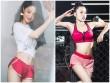 """Diễm My 9X, Chi Pu """"cuồng"""" quần thun 100 nghìn siêu gợi tình"""