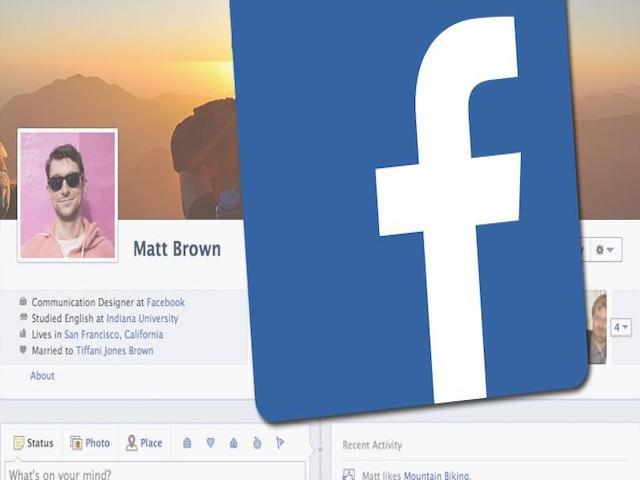 Cập nhật status kèm màu nền bằng Facebook trên máy tính