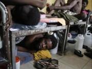 Thế giới - Sốc với cảnh nhồi nhét trong nhà tù quá tải 400% ở Haiti