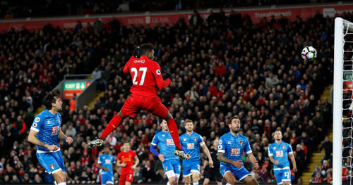 Liverpool - Bournemouth: Đòn phủ đầu và pha chốt hạ - 1