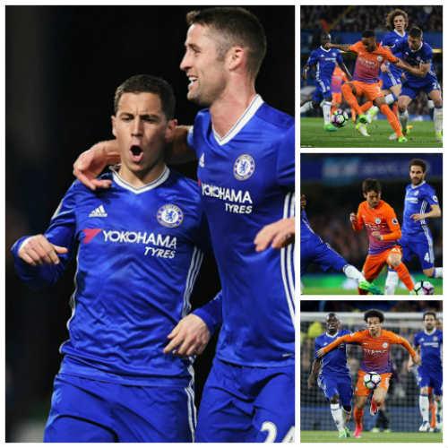 Góc chiến thuật Chelsea - Man City: Chơi dao đứt tay - 2