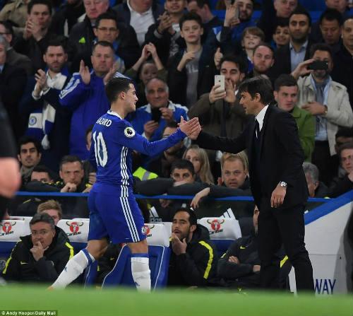 """Đánh gục Man City, Conte vẫn sợ Chelsea """"bay cúp"""" - 1"""