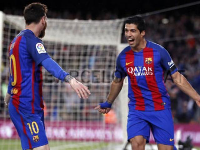 Iniesta cán mốc 700 trận, Barca lập kỉ lục thời Enrique