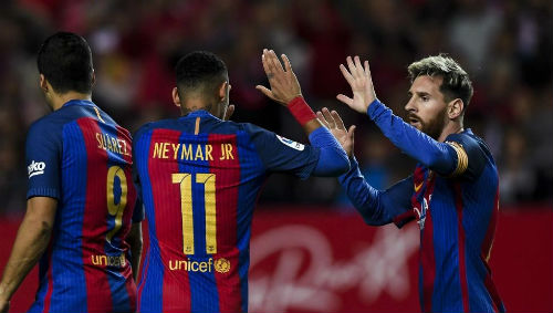 Barca, cuộc chiến quyền lực Messi - Neymar: Chỉ có một Vua - 2