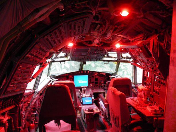 Người đàn ông sống trong máy bay khổng lồ giữa rừng Mỹ - 6