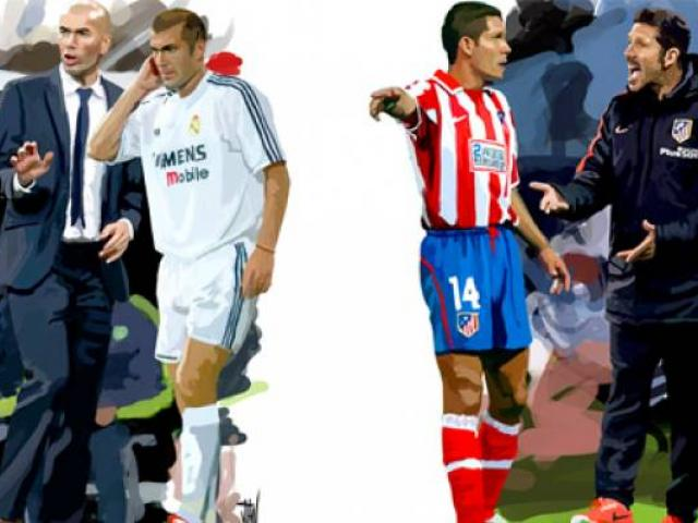 Real Madrid đá derby: Địa ngục ẩn nơi thiên đường