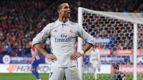 Liga trước vòng 31: Real Madrid & canh bạc derby - 1