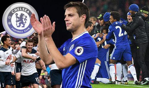 Ngoại hạng Anh trước vòng 32: Chelsea có sợ Tottenham? - 1