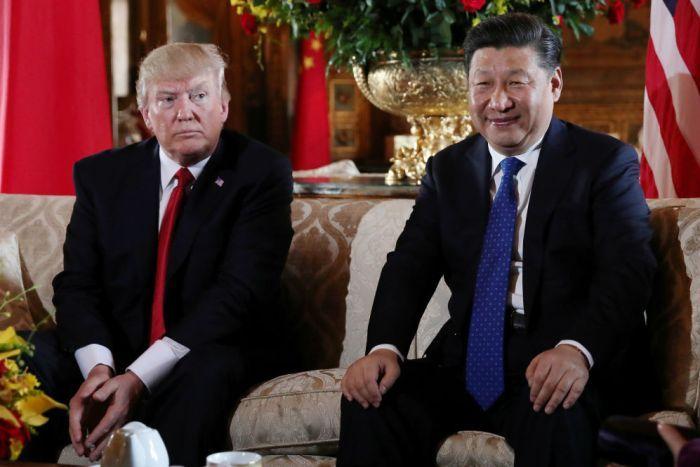 Trump có ý gì khi phóng tên lửa ngay sau ăn với ông Tập? - 2