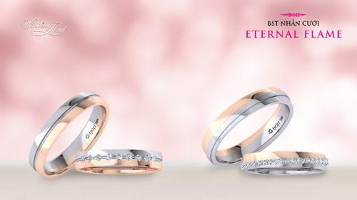 Nhẫn cưới nào hợp tính cách cô dâu của bạn? - 2