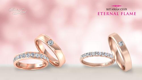 Nhẫn cưới nào hợp tính cách cô dâu của bạn? - 3