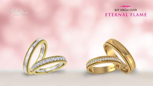 Nhẫn cưới nào hợp tính cách cô dâu của bạn? - 4