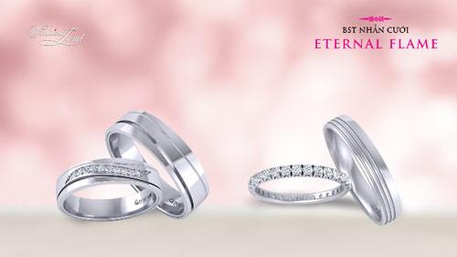 Nhẫn cưới nào hợp tính cách cô dâu của bạn? - 5