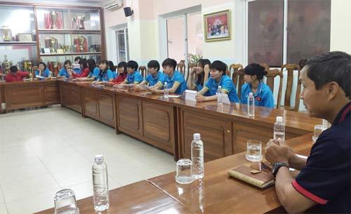 TRỰC TIẾP ĐT nữ Việt Nam – Singapore: Tự tin nhập cuộc - 3