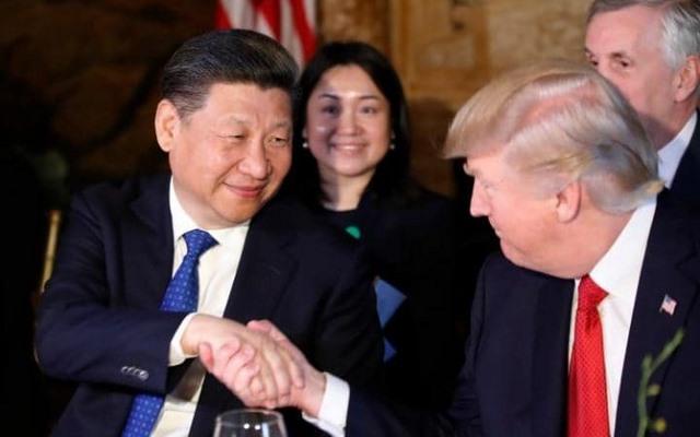 Trump gặp Tập Cận Bình: Đằng sau cái bắt tay hữu hảo - 1
