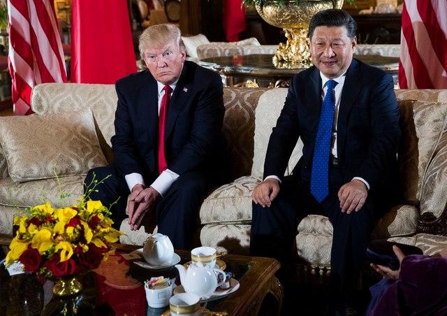 Trump gặp Tập Cận Bình: Đằng sau cái bắt tay hữu hảo - 2