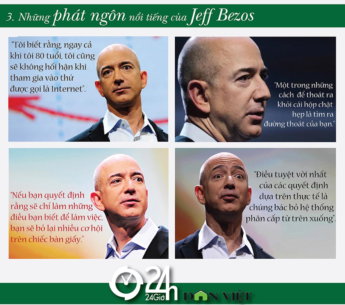 Jeff Bezos - Tỉ phú giàu thứ 2 TG & chuyện ít người biết đến - 3