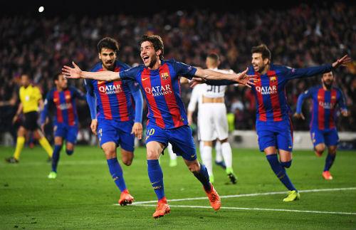 """Barca và chiến công lịch sử: Bản lĩnh """"đấng tối cao"""" - 5"""