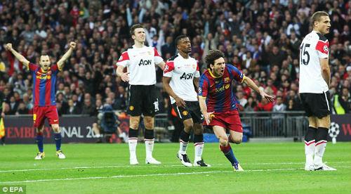 """Barca và chiến công lịch sử: Bản lĩnh """"đấng tối cao"""" - 1"""