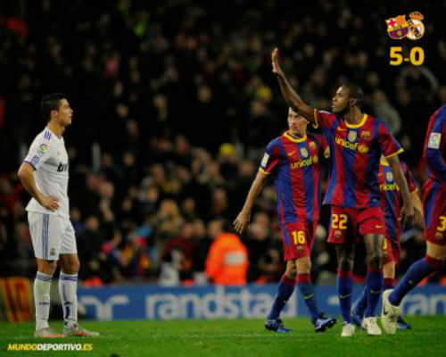 """Barca và chiến công lịch sử: Bản lĩnh """"đấng tối cao"""" - 4"""