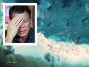Ông Duterte ra lệnh đưa quân đến đảo  trống  ở Trường Sa