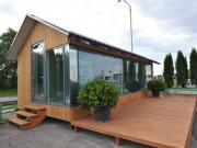 Tài chính - Bất động sản - Chuyện khó tin: Xây nhà 35 m2 trong vòng 8 tiếng