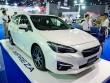 Cận cảnh Subaru Impreza 2017 giá 1,7 tỷ đồng