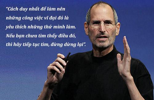 11 câu nói của Steve Jobs có thể giúp bạn thành công - 3