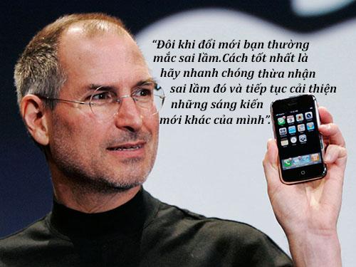 11 câu nói của Steve Jobs có thể giúp bạn thành công - 2