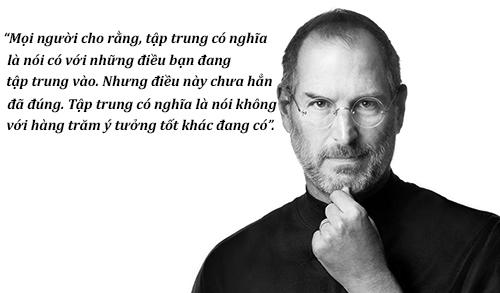 11 câu nói của Steve Jobs có thể giúp bạn thành công - 1