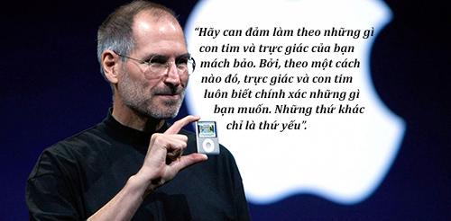 11 câu nói của Steve Jobs có thể giúp bạn thành công - 4