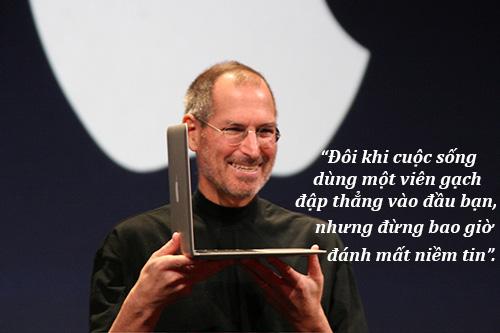 11 câu nói của Steve Jobs có thể giúp bạn thành công - 9