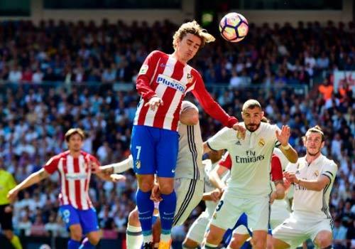 Real Madrid - Atletico: Siêu sao tỏa sáng kịp lúc - 1