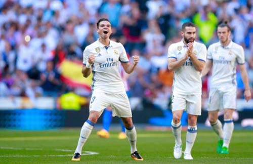 Real Madrid - Atletico: Siêu sao tỏa sáng kịp lúc - 2