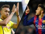 Bóng đá - Bom tấn 100 triệu bảng: Aubameyang vượt Neymar & Hazard