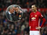 Bóng đá - MU phụ thuộc Ibra: Mourinho thích hòa hơn thắng