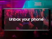 Dế sắp ra lò - Samsung bất ngờ tung video giới thiệu Galaxy S8 TV Commercial