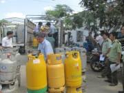 Thị trường - Tiêu dùng - Rắc rối từ vỏ bình gas