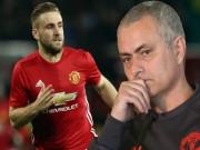 """Tin HOT bóng đá tối 8/4: Luke Shaw tố bị Mourinho """"bỏ đói"""""""