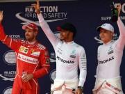 Thể thao - F1, phân hạng Chinese GP: Lái mới chinh chiến, nát bươm xe