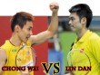 Cầu lông siêu sao: Lin Dan, Lee Chong Wei thể hiện đẳng cấp