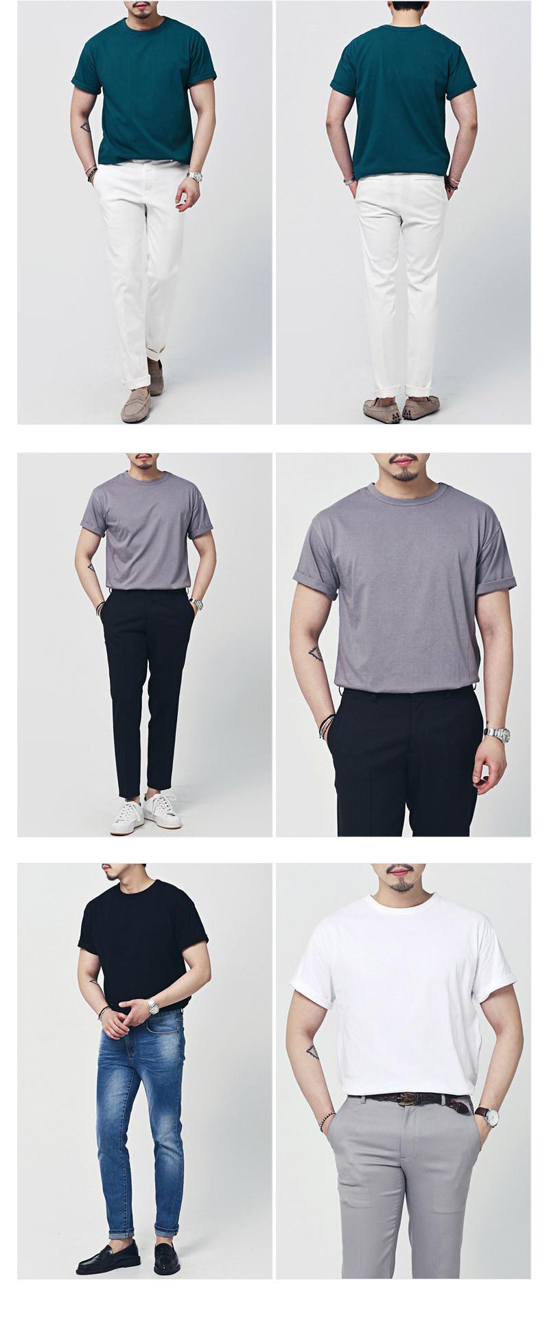 1 áo phông, 7 cách mặc quá sành, tiện anh em nên thử - 10