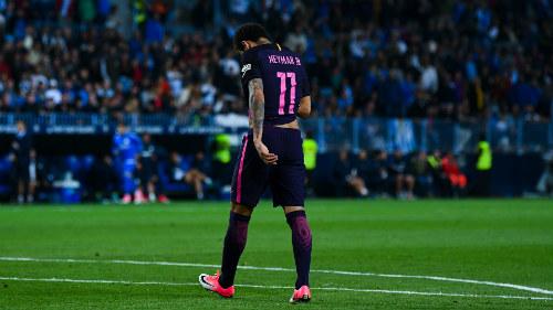 Siêu kinh điển Real-Barca tan hoang: Bi kịch Neymar, Ronaldo - 2