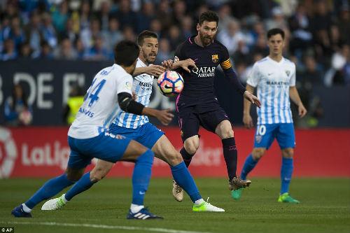 """Đuổi hụt Real, Barca đang run sợ """"bóng ma"""" Juventus - 1"""