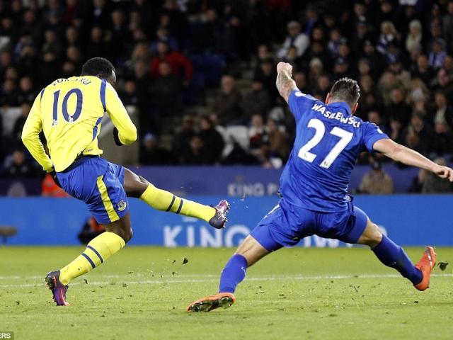 TRỰC TIẾP Everton - Leicester: Tấn công vô vọng (KT)