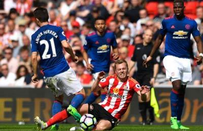 "Chi tiết Sunderland – MU: Rashford ""lên bảng"" (KT) - 5"
