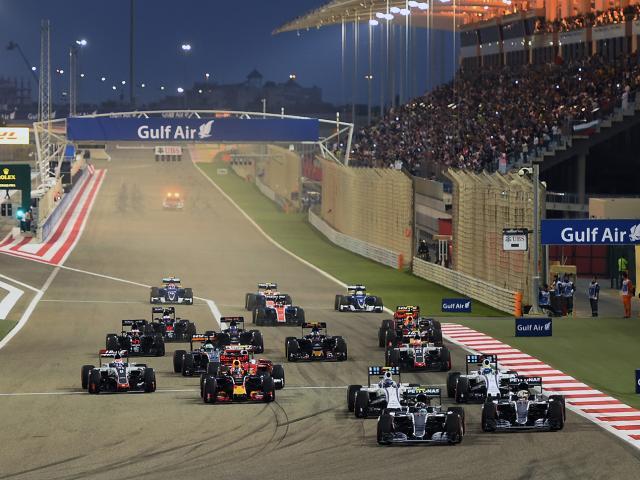 Lịch thi đấu F1: Bahrain GP 2017